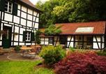 Location vacances Mettmann - Gästehaus Wahnenmühle-2