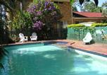 Hôtel Moonee Beach - Sapphire Motel Coffs Harbour-2