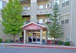 Location vacances Salt Lake City - Downtown Luxury Condo Near Convention Center by Wasatch Vacation Homes-3