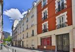 Location vacances Clichy - Studio Monceau-2