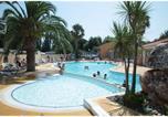 Camping avec Parc aquatique / toboggans Laroque-des-Albères - Camping Les Jardins Catalans-1