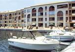 Hôtel Saint-Hippolyte - Lagrange Vacances Marina Soleil Bleu-1
