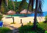 Location vacances Puerto Ángel - Casa Morena-4