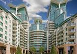Location vacances Lambeth - St George Wharf Studio Apartments-3
