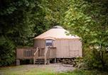 Villages vacances Blaine - Mount Vernon Camping Resort 20 ft. Yurt 3-1