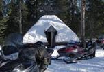 Location vacances Kuusamo - La Cabane des Myrtilles-1