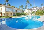 Hôtel Punta Cana - Hotel Affordable Villas Los Corales Beach-1