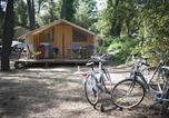 Camping avec Accès direct plage Angoulins - Camping Indigo Les Chenes Verts-2