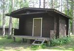 Camping  Acceptant les animaux Finlande - Huhtiniemi Camping-1