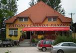 Hôtel Dunajská Streda - Zátonyi Csárda Panzió-1
