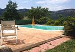 Location vacances Taradell - Holiday home Carrer Montceau Davaux-1