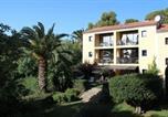 Location vacances Rayol-Canadel-sur-Mer - Apartment Residence Le Bailli I-1