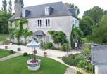 Hôtel Vallenay - Le Chateau de Givaudins-2