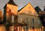 Hôtel 4 étoiles Lescar - Chateau De Meracq-1