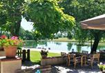 Camping avec Site nature Estipouy - Domaine des Lacs de Gascogne-3