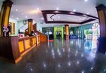 Hôtel Ko Phayam - Ranong Garden Hotel-3