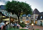 Hôtel Salignac-Eyvigues - Hotel Restaurant Coulier-1