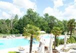 Location vacances Montbrun-Bocage - Holiday home Cazaleres 1-3