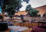Camping avec WIFI Maroc - Bivouac Night Merzouga-4