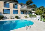 Location vacances Saint-Jean-Cap-Ferrat - Villa Deluxe Pool and Sea view-3