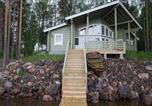 Location vacances Lappeenranta - Saimaa Resort Sauna Villas-1