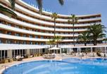 Hôtel Peguera - Hsm Hotel Linda Playa-4