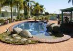 Hôtel Seventeen Seventy - Reef Adventureland Motor Inn-4