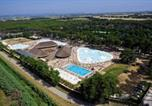 Camping  Acceptant les animaux Rogliano - Homair - Park Albatros-1