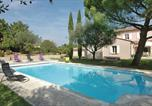 Location vacances Marsanne - Holiday home Cléon d'Andran 81 with Outdoor Swimmingpool-2