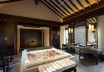 Villages vacances Huangshan - Yurun Hanyuelou Villa Resort-2