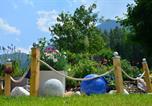 Location vacances Nötsch im Gailtal - Gartenpension Lindenbauer-1