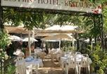 Hôtel Montmeyan - Hotel restaurant les pins-2