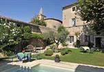 Location vacances Lagnes - Villa in Cabrieres D Avignon-4
