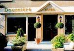 Hôtel Le Rozier - Hôtel Doussière - Restaurant l'Alicanta-3