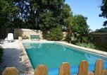 Location vacances Junas - Le Mas du Château-4