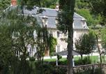 Hôtel Saint-Cyprien-sur-Dourdou - Prieuré de Las Canals-4