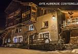 Location vacances Abriès - Gite Auberge Costebelle-1