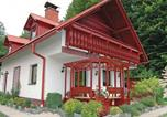 Location vacances Kostálov - Holiday Home Semily with Fireplace I-3