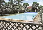 Location vacances Arthonnay - Holiday home Les Croutes Ab-1401-4