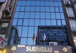 Hôtel Namazgah - Susuzlu Seckin Hotel