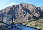Location vacances Ollantaytambo - Skylodge Adventure Suites-4