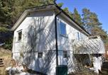 Location vacances Mölndal - One-Bedroom Holiday Home in Lindome-1