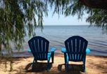 Location vacances Horseshoe Bay - Willow Point Resort Cabin 1-4