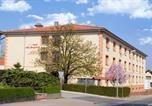 Hôtel Teistungen - Alte Dorfschule-4