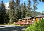 Location vacances Girdwood - Bear Creek Cabins-4