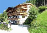 Location vacances Gerlosberg - Apartment Alpin 1-2