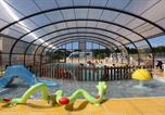 Camping avec Piscine Tracy-sur-Mer - Camping Les Peupliers-2