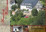 Location vacances Willingen (Upland) - Berghaus Püttmann-1