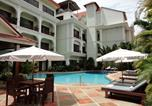 Hôtel Siem Reap - Noble Angkor Hotel-1