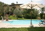 Location vacances Castiglion Fiorentino - Holiday Villa in Cortona Tuscany Iv-2